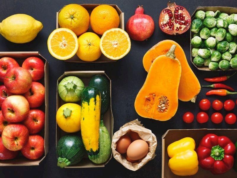 Şubat Ayının Sebze ve Meyveleri