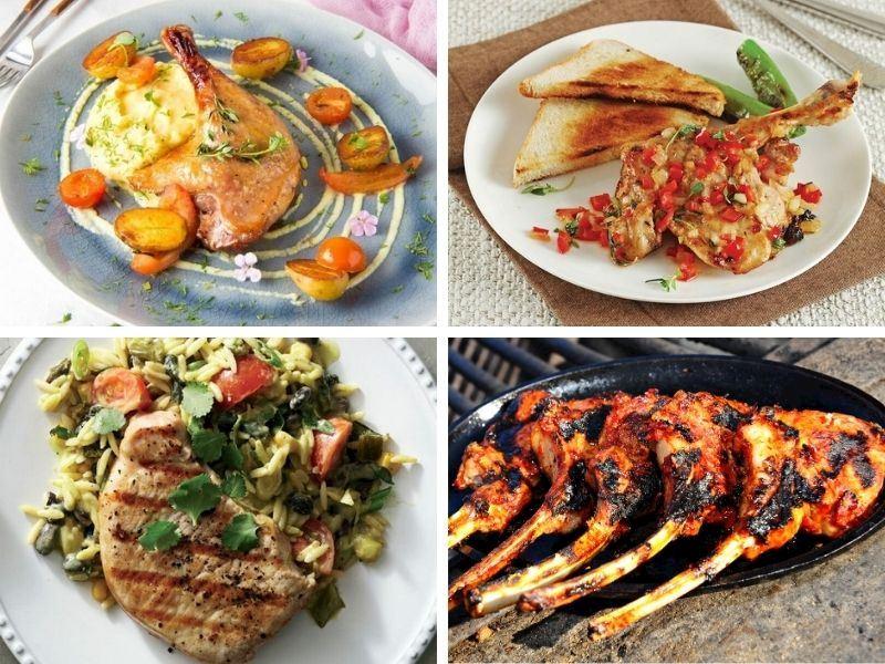Tavuk Pirzola Tarifleri: Lokum Kıvamında 5 Nefis Tarif