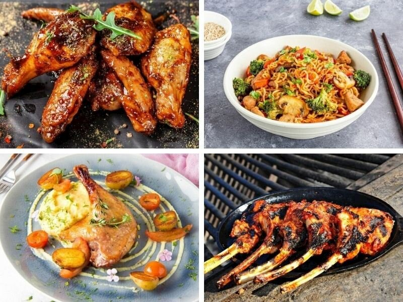 Tavuklu İftar Menüsü: 18 Pratik ve Ekonomik Tavuk Yemeği Tarifi