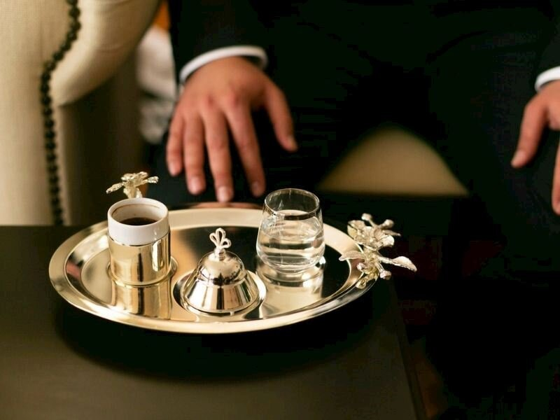 Tuzlu Kahvenin Hikayesi: Damat Adaylarına Neden Tuzlu Kahve Yapılır?