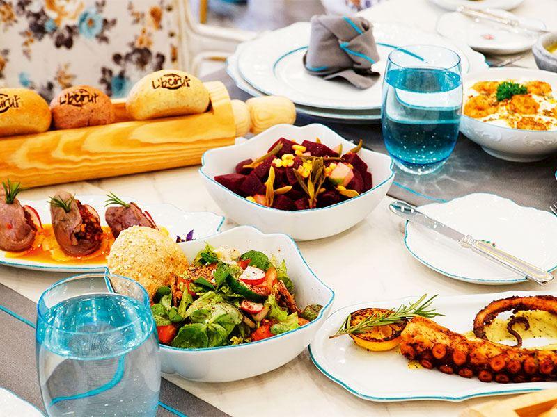 Yeni gözde: L'Beirut Lebanese Restaurant