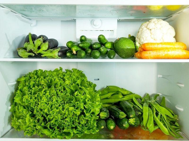 Yeşillikler Buzdolabında Nasıl Saklanmalı?