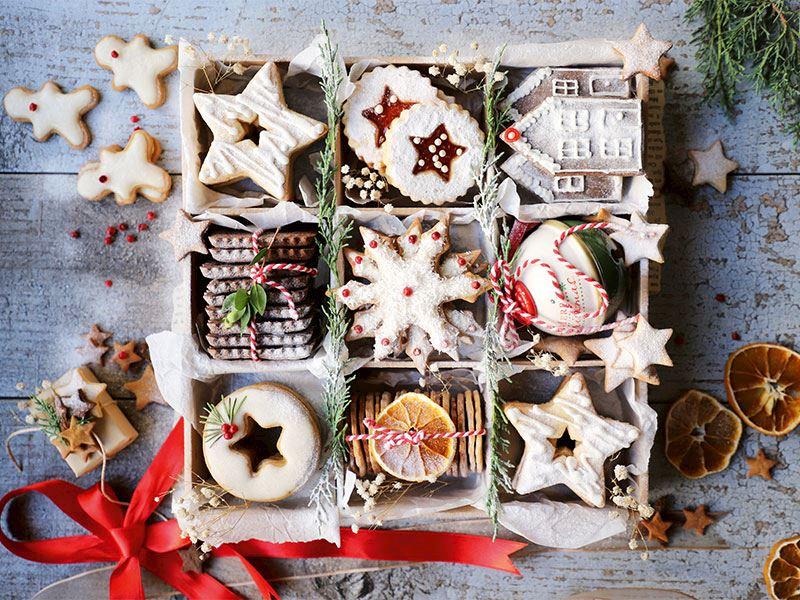 Yılbaşına özel 10 kurabiye, 2 pasta