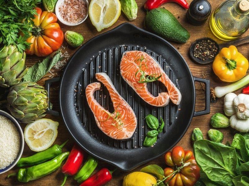 Zayıflamak ve kiloyu korumak için doğru porsiyon kontrolü
