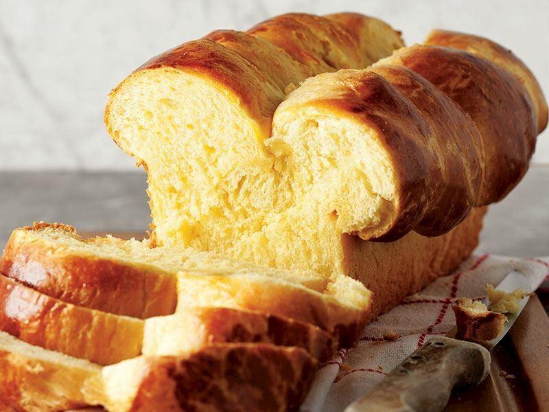 Brioche (Fransız ekmeği)